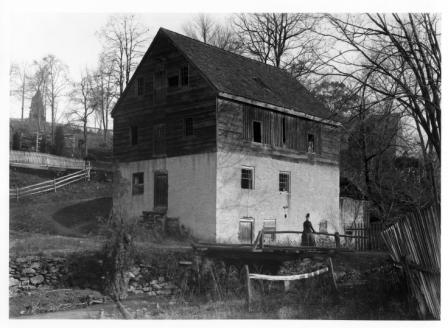 Circa 1702 Mill, photographed in 1890