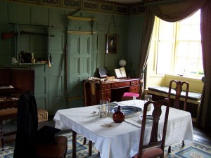 Darwin's Room, Christ's College, University of Cambridge