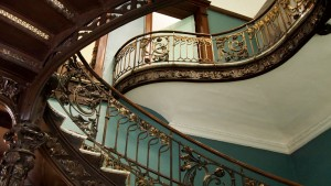 Interior Stairs, Geology Museum