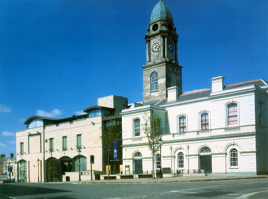 Irish Linen Centre & Lisburn Museum