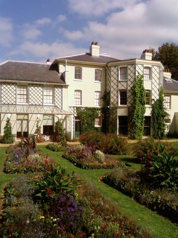 Charles Darwin S Home Down House Kent Bshs Travel Guide