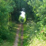 View of the Solar System trail, York to Selby