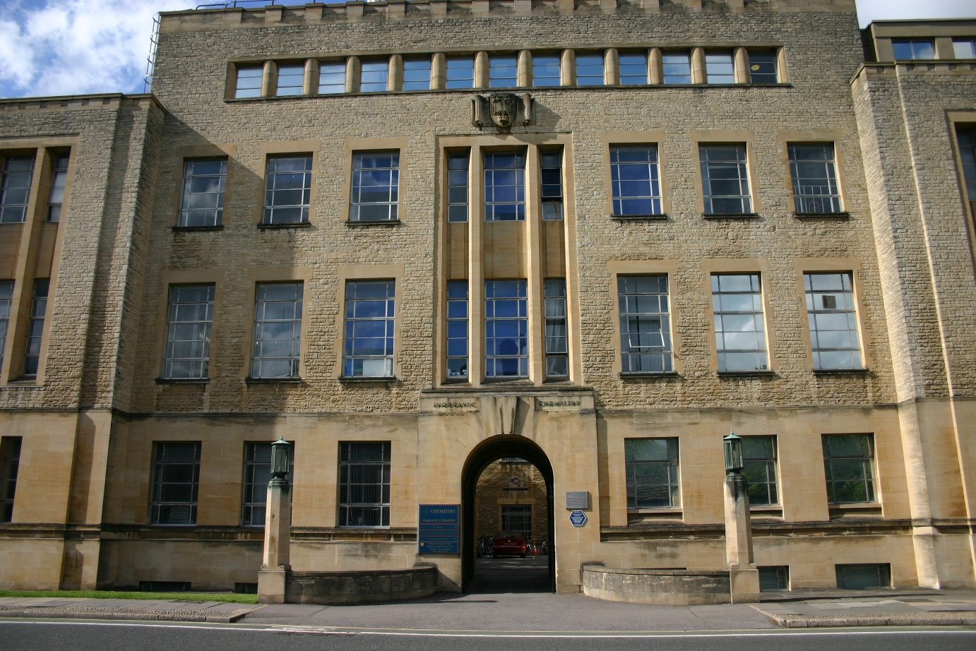 Inorganic Chemistry Laboratory, University of Oxford