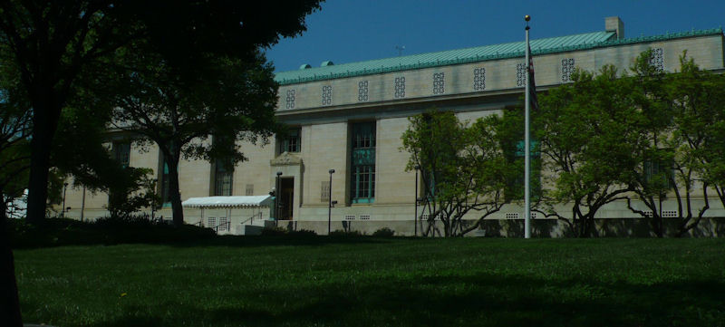 National Academy of Sciences (NAS) headquarters