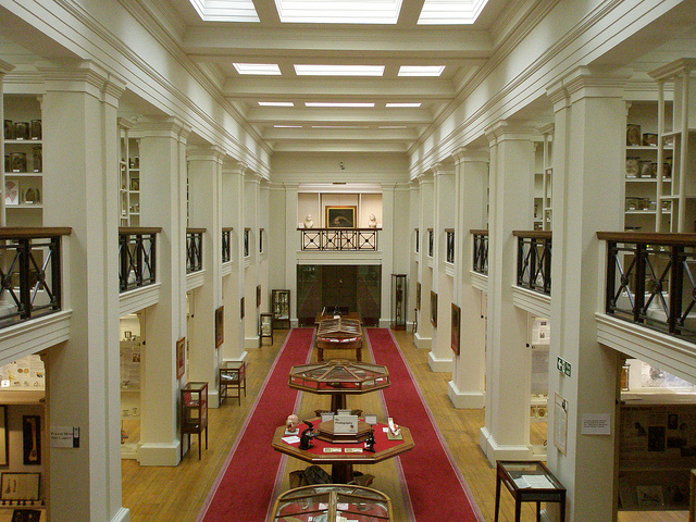 Surgeons Hall Museum, Edinburgh