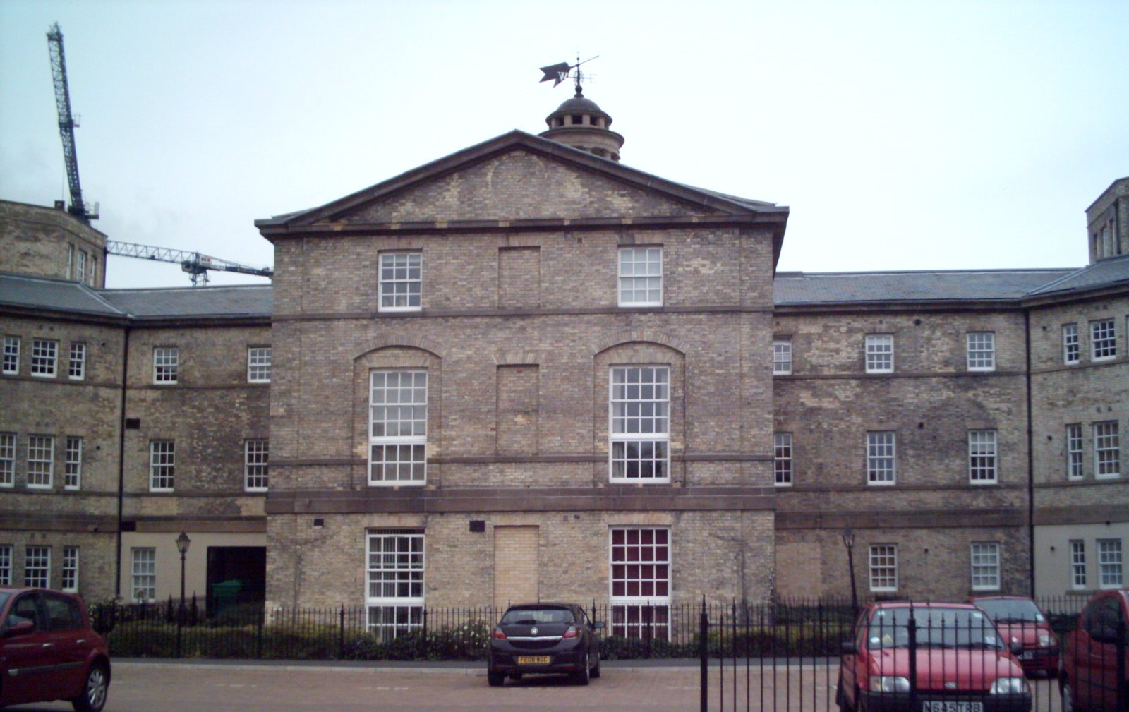 West Riding Lunatic Asylum Wakefield BSHS Travel Guide