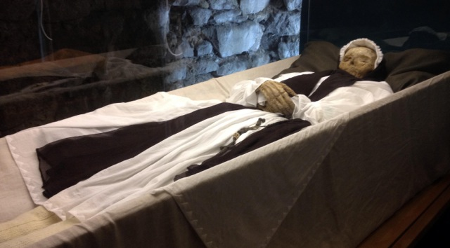 Naturally Preserved Mummies In Budapest S Natural History