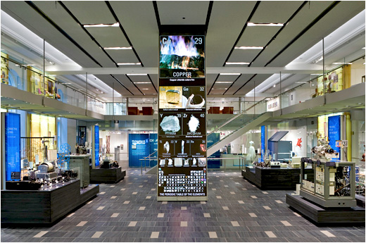 Chemical Heritage Foundation Museum, opened 2008