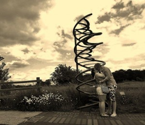 DNA Helix, Cambridge