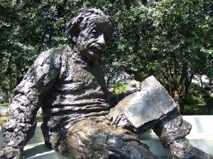 Einstein statue, Washington DC