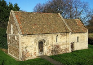 Leper Chapel Cambridge