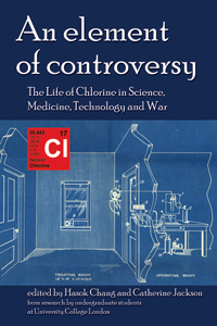 An Element of Controversy front cover