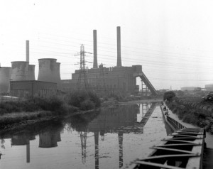 Freeman's Meadow Power Station, Leicester.