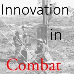 Innovation in Combat logo