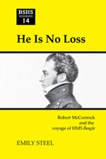 He is no loss: Robert McCormick and the voyage of HMS Beagle
