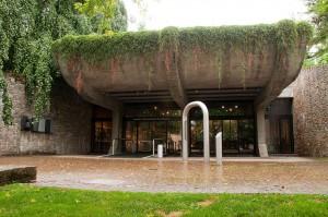 Musée International d'Horlogerie entrance