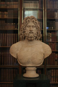 Bust in the Enlightenment Gallery, British Museum