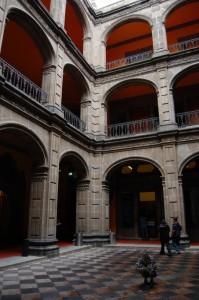 Antiguo Colegio de San Ildefonso (2)