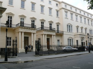 Royal Society, London