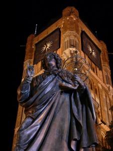 Copernicus Statue, Torun