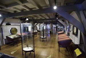 17th century science in Boerhaave museum Leiden