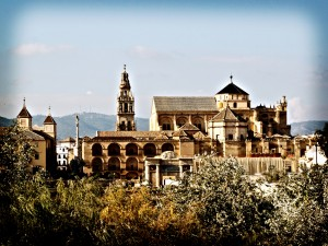 La Mezquita at Cordoba