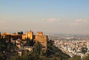 The Alhambra, Granada - Spain