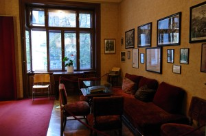 Sigmund Freud House and Office, Vienna - Austria