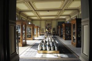Leidse Flessen, Teylers Museum Haarlem