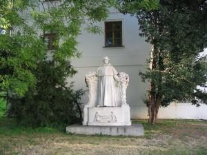 Ancient Brno's monastery