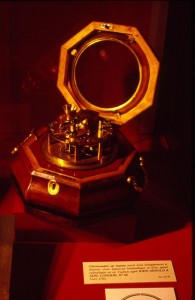 A Marine Chronometer, designed by John Arnold & Son, London (1793)