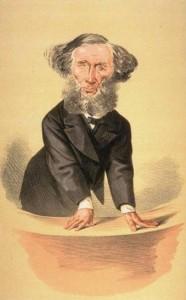 John Tyndall, Vanity Fair, 1872