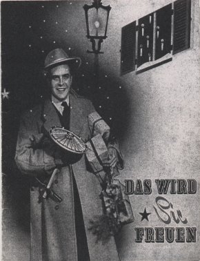 Figure 4: Another Advertisement with the caption 'This will make her happy'.