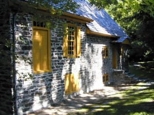 Rittenhouse Homestead, photographed in 2006