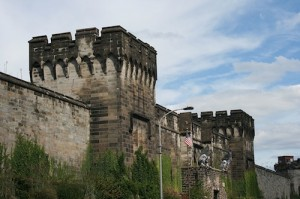 Eastern State Penitentiary Main Entrance