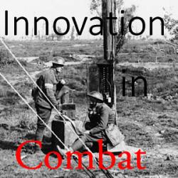 Innovation in Combat logo