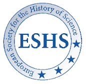 The logo for the European History of Science